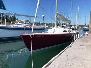 Used E Sailing Yachts E33 Daysailor Daysailer Sailboat For Sale