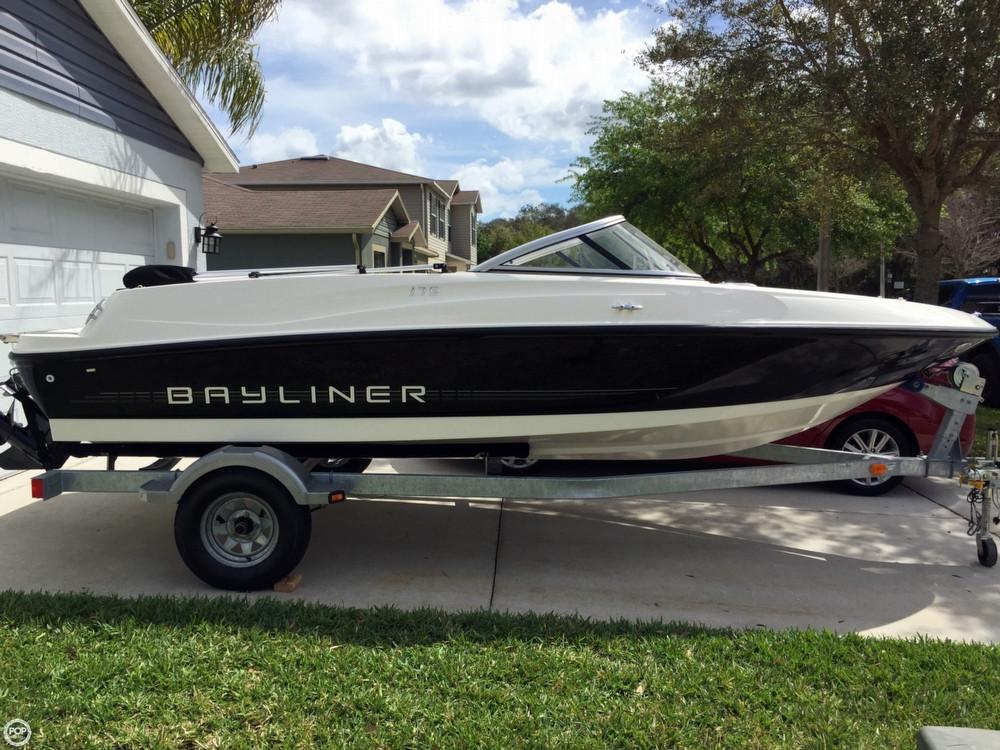 Used Bayliner 17 Bowrider Boat For Sale