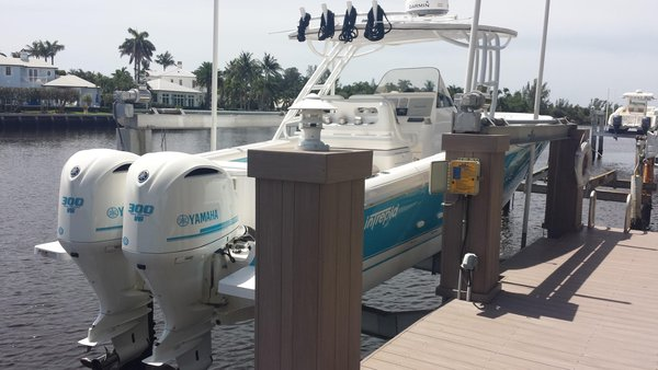 Used Intrepid 327 Center Console Center Console Boat For Sale