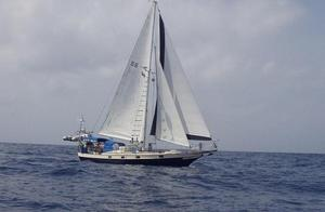 Used Krogen 38 Cruiser Sailboat For Sale