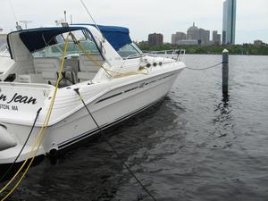 Used Sea Ray 400 EC Express Cruiser Boat For Sale
