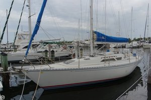 Used C & C Yachts 38 Racer and Cruiser Sailboat For Sale