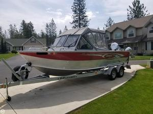 Used Hewescraft 210 Searunner Aluminum Fishing Boat For Sale
