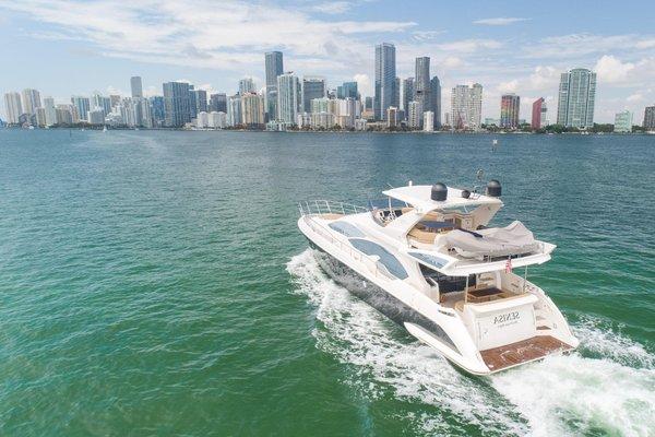 Used Azimut 70 Flybridge Motor Yacht For Sale