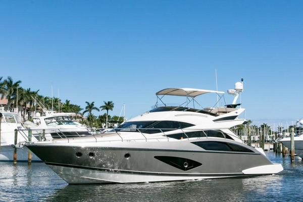 Used Marquis Sport Bridge Motor Yacht For Sale