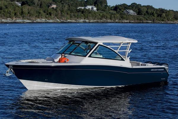 Used Grady-White Freedom 375 Dual Console Boat For Sale