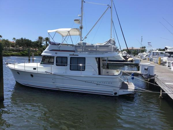 Used Beneteau 34 Swift Trawler Boat For Sale