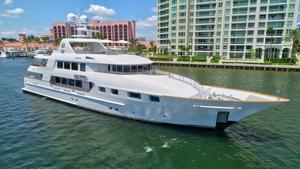 Used Trinity Yachts Tri-deck MY Motor Yacht For Sale
