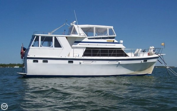 Used Chb Seamaster Trawler Boat For Sale