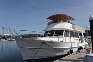 Used Grand Banks Europa Motor Yacht For Sale