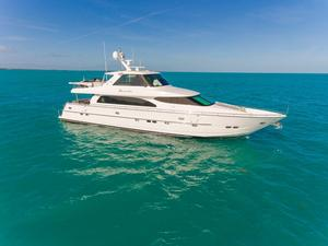 Used Horizon 82 Motor Yacht For Sale
