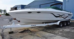 Used Baha Cruisers Mach 1 Cruiser Boat For Sale