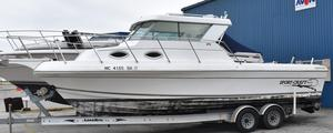 Used Sportcraft 272 Sports Fishing Boat For Sale