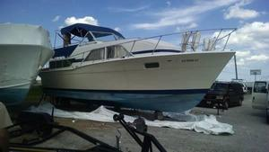 Used Chris-Craft 350 Catalina Cruiser Boat For Sale