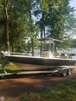 Used Sportsman 227 Masters Center Console Fishing Boat For Sale