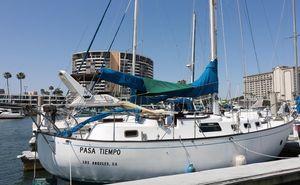 Used Ta Chiao Fantasia Cutter Sailboat For Sale