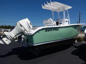 New Sea Pro 219 Center Console Fishing Boat For Sale
