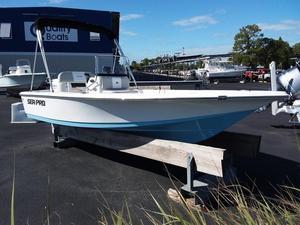 New Sea Pro 172 Center Console Fishing Boat For Sale