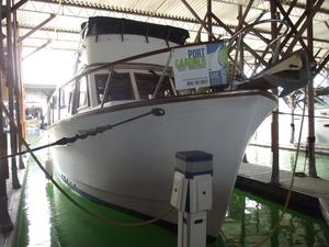 Used Seahorse 36 Trawler Boat For Sale