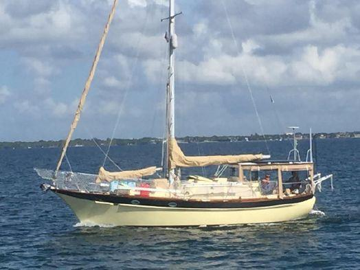 Used Csy 33 Other Sailboat For Sale