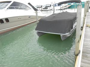 Used Xcursion X-20c Pontoon Boat For Sale