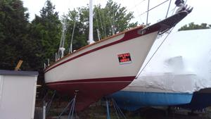 Used Southern Cross 39 Cutter Rig Cutter Sailboat For Sale