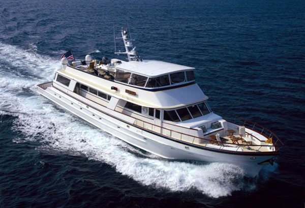 Used Palmer Johnson Cockpit Motoryacht Motor Yacht For Sale