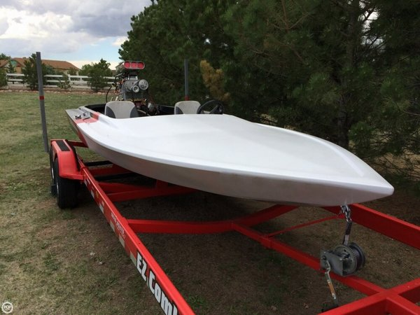 Used Crusader 18 High Performance Boat For Sale