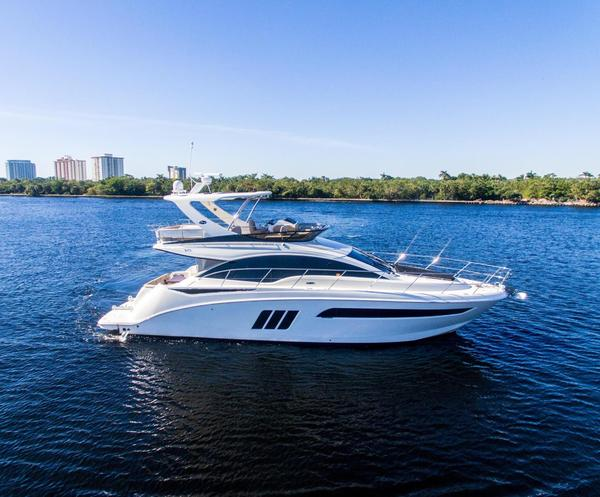 Used Sea Ray 51 Fly Cruiser Boat For Sale