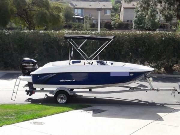 Used Bayliner E- 160 Bowrider Boat For Sale