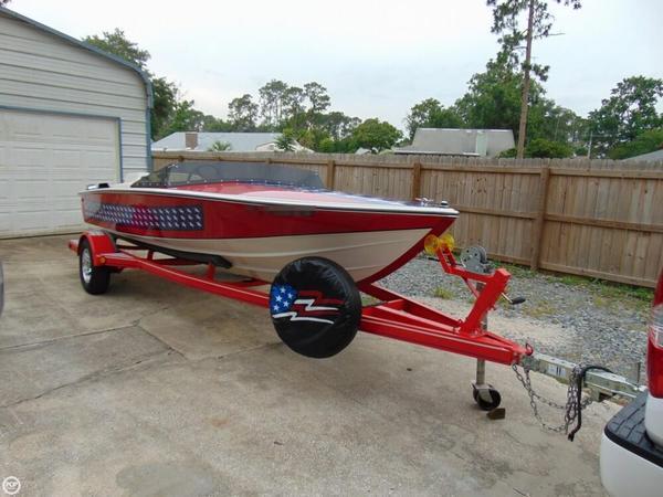 Used Python Vyper 18 High Performance Boat For Sale
