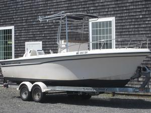 Used Grady-White Saltwater Fishing Boat For Sale