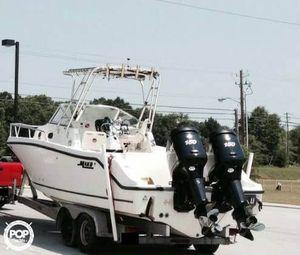 Used Mako 253 WA Walkaround Fishing Boat For Sale