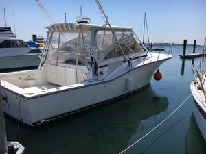 Used Carolina Classic 35 Sports Fishing Boat For Sale