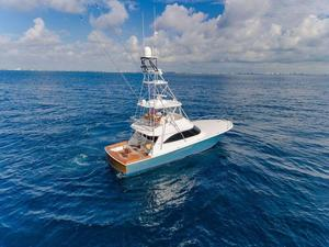 Used Viking 52 Convertible Sports Fishing Boat For Sale