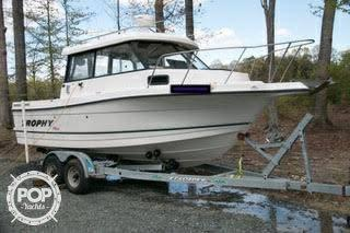Used Bayliner 2359 Hardtop Walkaround Fishing Boat For Sale