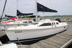 Used Hunter 29.5 Cruiser Sailboat For Sale