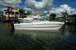 Used Carolina Cat 23 DC Cruiser Boat For Sale