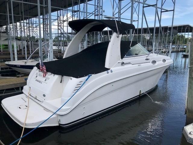 2004 Used Sea Ray 260 Sundancer Cruiser Boat For Sale