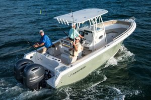 New Sailfish 242 CC Center Console Fishing Boat For Sale