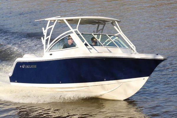 New Sailfish 245 DC Cruiser Boat For Sale