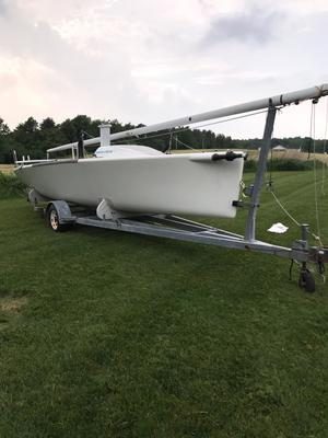 Used Melges 24 Daysailer Sailboat For Sale