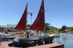 Used Fisher Motorsailer Ketch Cruiser Sailboat For Sale