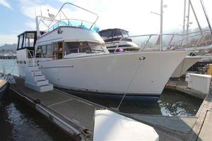 Used Sea Ranger 45 Trawler Boat For Sale