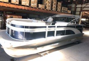 New Bennington 20 SSX - No Privacy (20SSNPX) Pontoon Boat For Sale