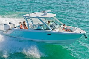 New Robalo R317 Dual Console Cruiser Boat For Sale