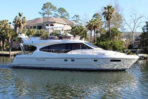 Used Ferretti Yachts 470 Cruiser Boat For Sale