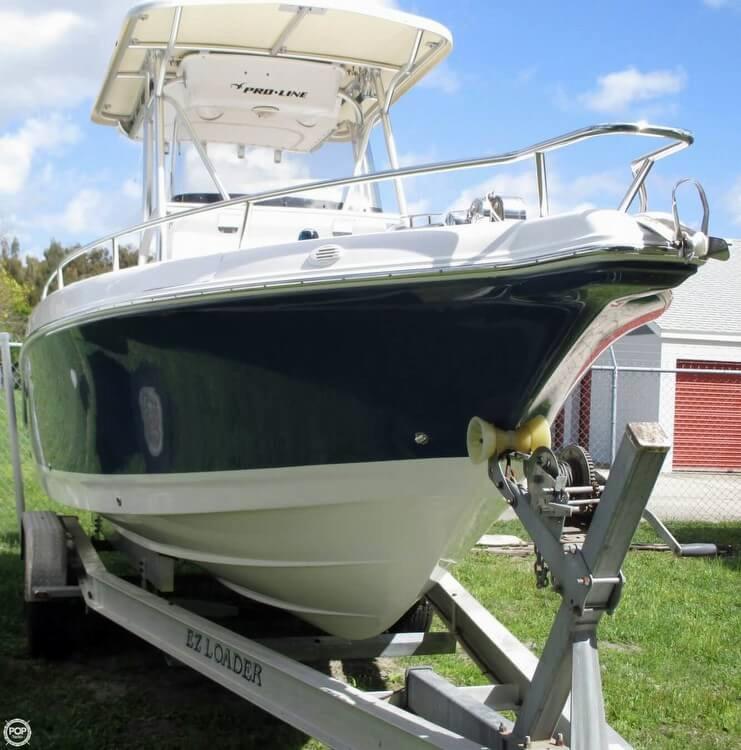 2007 used pro line 24 super sport center console fishing for Center console sport fishing boats