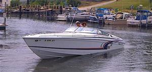 Used Formula 353 FASTech Sport Cruiser Boat For Sale