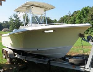 Used Sea Hunt 220 Triton Center Console Fishing Boat For Sale